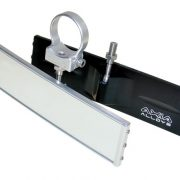 """9"""" Wide Panoramic Rearview Mirror - Post / Clamp Mount"""