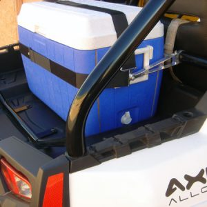 Cargo Mounting System For Coolers / Cargo Boxes