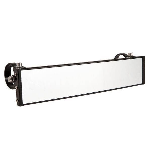 "12"" Wide Panoramic Rearview Mirror with 0.5"" Arms"