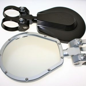 "6"" Flat Glass Folding Side Mirror"