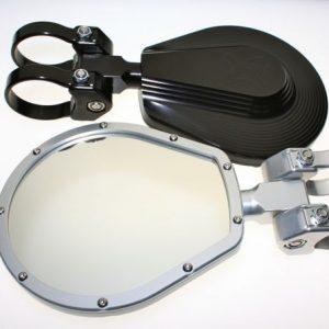 "6"" Flat Glass Folding Side Mirror"