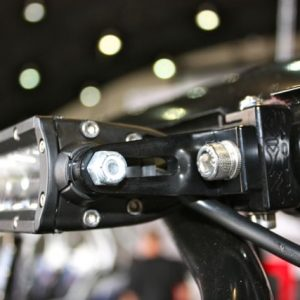 LED Light Bar Mount for 6mm / 1/4