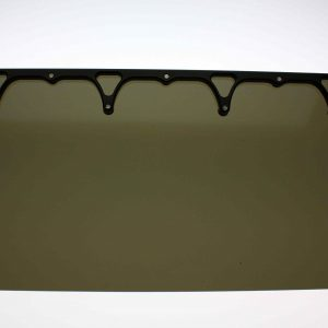 "12"" Wide Sun Visor - Tinted Shield"