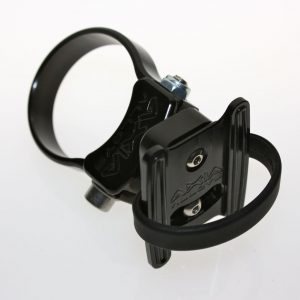 Small cell phone CAGE / HANDLEBAR MOUNT Ipod nano Iphone