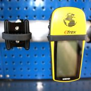 Small cell phone CAGE / HANDLEBAR MOUNT Ipod nano Iphone 4