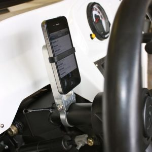 Steering Column GPS Mount